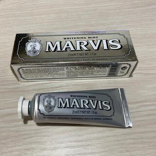 マービス(MARVIS)のマービス 25ml(歯磨き粉)