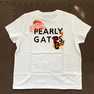 パーリーゲイツ(PEARLY GATES)のパーリーゲイツ バックプリントTシャツ(Tシャツ(半袖/袖なし))