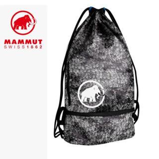 マムート(Mammut)のマムート MAMMUT  ※ マジック ジムバッグ  チョークバッグ付き 限定色(登山用品)