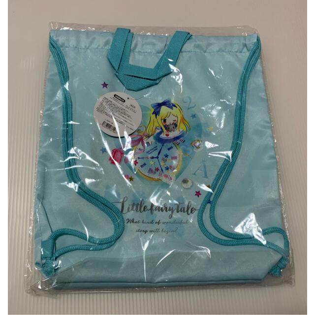 体操服 バッグ ナップサック 匿名配送 キッズ/ベビー/マタニティのこども用バッグ(レッスンバッグ)の商品写真
