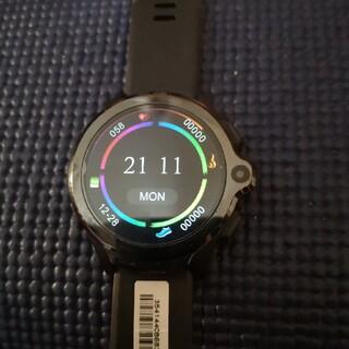 allcall awatch gt アンドロイド搭載スマートウォッチ(腕時計(デジタル))