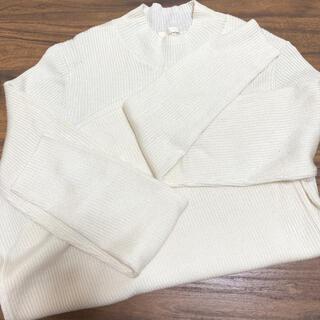 ジーユー(GU)のニットセーター(ニット/セーター)