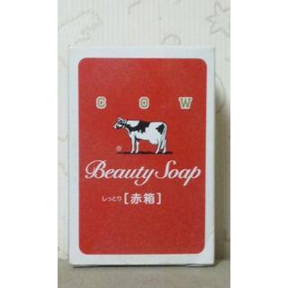 カウブランド(COW)のカウブランド 赤箱(ボディソープ/石鹸)