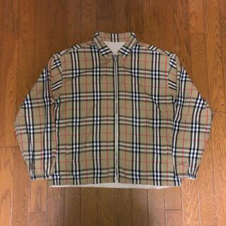 バーバリー(BURBERRY)のburberry reversible jacket(ブルゾン)