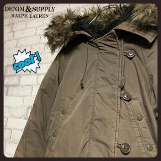 デニムアンドサプライラルフローレン(Denim & Supply Ralph Lauren)の【ワイルド】DENIM&SUPPLY デニム&サプライ/ダウンモッズコート (モッズコート)