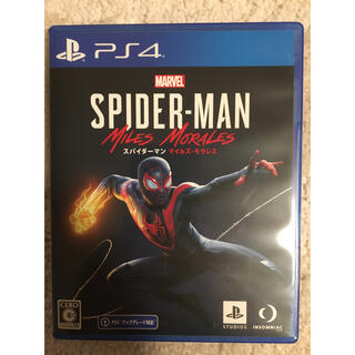 マーベル(MARVEL)のスパイダーマン マイルズモラレス ps4 (家庭用ゲームソフト)