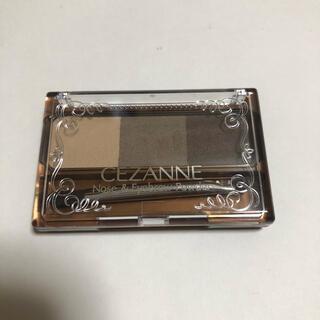 セザンヌケショウヒン(CEZANNE(セザンヌ化粧品))のセザンヌ ノーズ&アイブロウパウダー 03(パウダーアイブロウ)