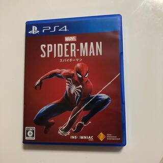 マーベル(MARVEL)のPS4 スパイダーマン (家庭用ゲームソフト)