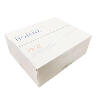ジェラートピケ(gelato pique)の【ジェラピケ】メンズHappy Box(限定10個)【未使用、抜き取りなし】(ルームウェア)