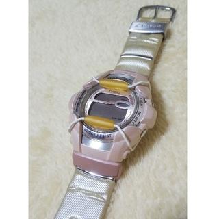 ベビージー(Baby-G)のCASIO Baby-G BG-1100 G-SHOCK 腕時計 ピンク カシオ(腕時計)