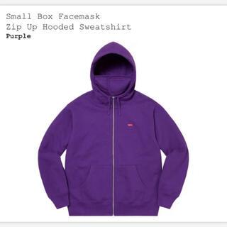 シュプリーム(Supreme)のSupreme  FacemaskZipUp Hooded Sweatshirt(パーカー)