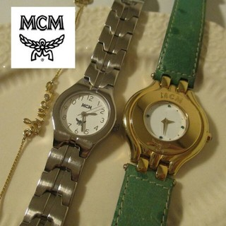 エムシーエム(MCM)のMCM ウォッチセット(腕時計)