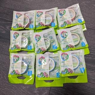 サントリー(サントリー)のマスキングテープ 3種×3個(9個)(テープ/マスキングテープ)