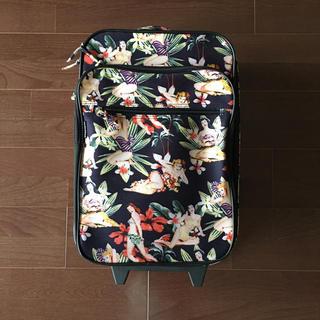 アナップラティーナ(ANAP Latina)のアロハ柄スーツケース(スーツケース/キャリーバッグ)
