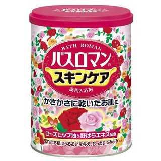 バスロマンスキンケアR&WR(入浴剤/バスソルト)