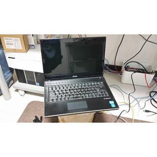 エプソン(EPSON)のパソコン 156(ノートPC)