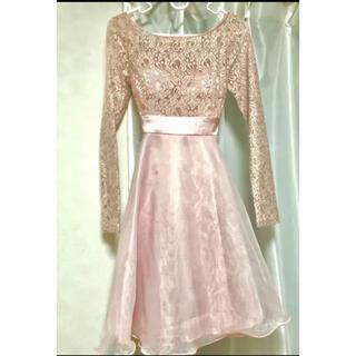 デイジー(Daisy)のdazzy ドレス ワンピース(ミディアムドレス)