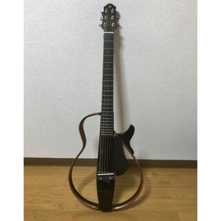 ヤマハ(ヤマハ)のサイレントギター Yamaha SLG200S TBL(その他)