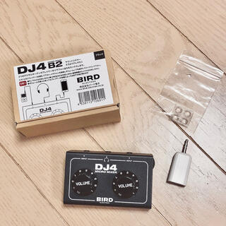 BIRD♡DJ4 Micro Mixer(DJミキサー)