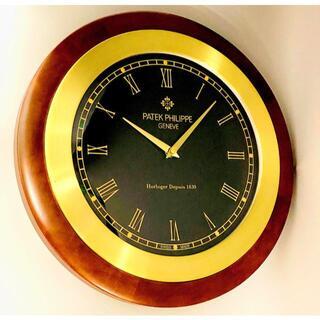限定GOLD調 PATEK PHILIPPE パテックフィリップ 壁掛時計