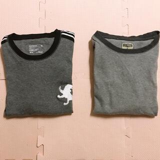 アリゾナ(ARIZONA)の送料無料!Arizona アリゾナ ロンT2枚セット!(Tシャツ/カットソー(七分/長袖))