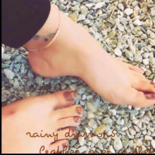 トゥデイフル(TODAYFUL)のleather pipe anklet♡(アンクレット)
