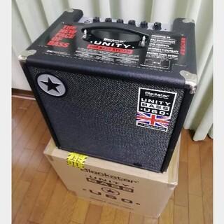 新品同様  BLACKSTAR UNITY 60 60W ベースアンプ(ベースアンプ)