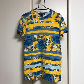 マークバイマークジェイコブス(MARC BY MARC JACOBS)のMARC BY MARC JACOBS / 花柄 Tシャツ マークジェイコブス(Tシャツ(半袖/袖なし))