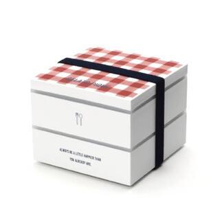 ジェラートピケ(gelato pique)のジェラートピケ ピクニックランチボックス(弁当用品)