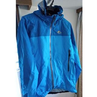ロウアルパイン(Lowe Alpine)のLowe ALPINE GTX PERFORMANCE RAIN JACKET(登山用品)