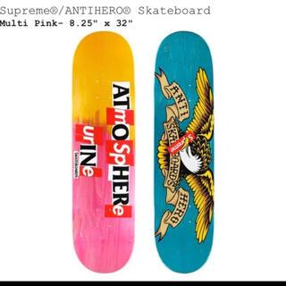 シュプリーム(Supreme)のsupreme ANTIHERO スケートボード デッキ シュプリーム(スケートボード)
