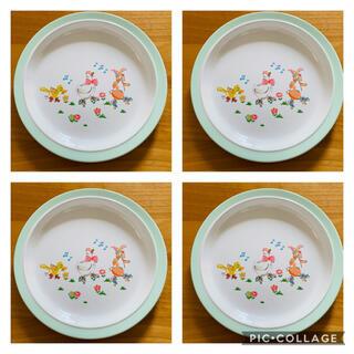 キャスキッドソン(Cath Kidston)のキャスキッズ  お皿 ×4枚(食器)