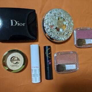クリスチャンディオール(Christian Dior)のコスメセット【チーク、フェイスパウダーなど】(チーク)