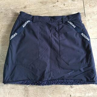 アディダス(adidas)のadidas ゴルフ 起毛スカート Sサイズ(ミニスカート)