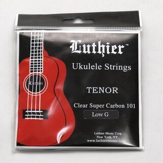 ルシエール テナーウクレレ弦 LOW-Gセット LU-TU-LG Luthier(テナーウクレレ)