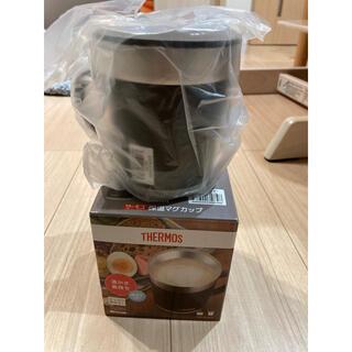 サーモス(THERMOS)の新品未使用 サーモス 保温マグカップ 350ml(グラス/カップ)