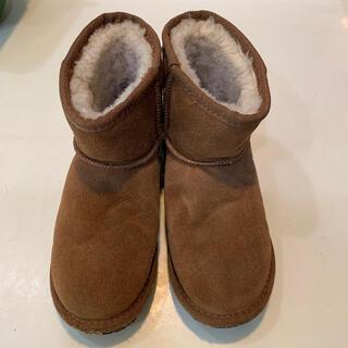 エミュー(EMU)の子ども用ブーツ(ブーツ)