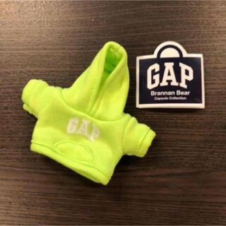 ギャップ(GAP)のギャップ  ガチャガチャ 緑 グリーン 激レア かわいい ぬいぐるみ  着せ替え(ぬいぐるみ)