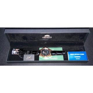 オリエント(ORIENT)のORIENT EXECUTIVE HOWARD メンズウォッチ 自動巻き(腕時計(アナログ))