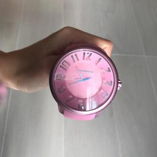 テンデンス(Tendence)のともぴちょん914さん専用 tendence ラバーアームウォッチ(腕時計)