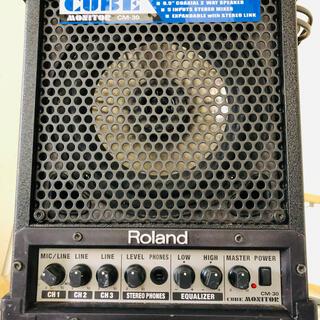 ローランド(Roland)のRoland CM-30モニターアンプ(ギターアンプ)