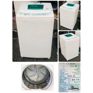東芝 - TOSHIBA 東芝電気洗濯機 AW-307