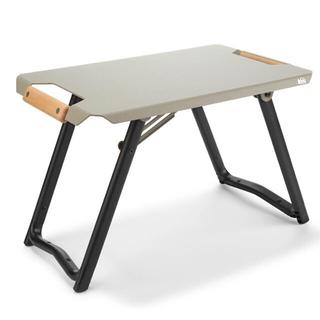ユニフレーム(UNIFLAME)の日本未発売!rei side table 折りたたみアルミテーブル!焚火 焚き火(テーブル/チェア)