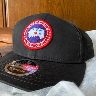 カナダグース(CANADA GOOSE)のカナダグース 帽子(キャップ)