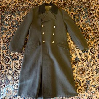 マルタンマルジェラ(Maison Martin Margiela)のドイツ軍 80's ロングウールコート(チェスターコート)