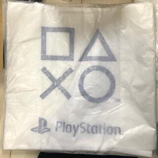 プレイステーション(PlayStation)のps5 Amazon限定 購入特典 エコバッグ プレステ5 新品未開封(トートバッグ)