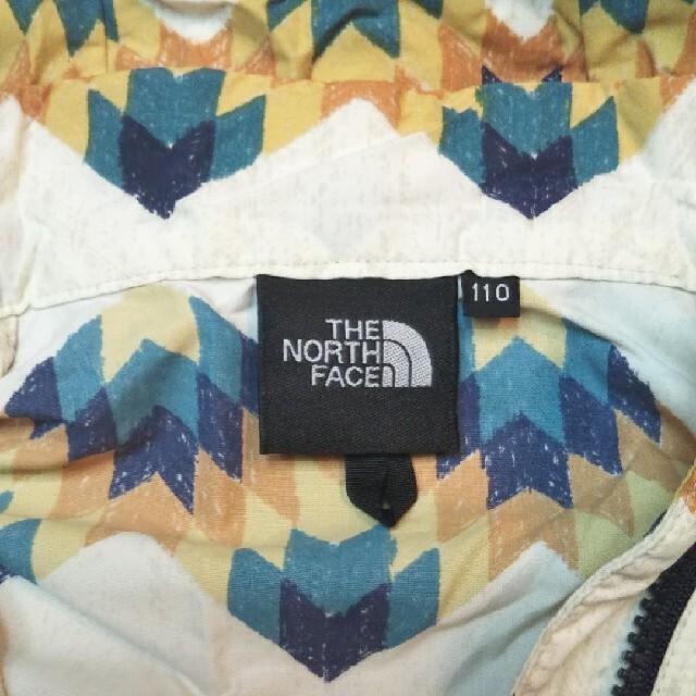 THE NORTH FACE(ザノースフェイス)のノースフェイス 薄手 コート キッズ/ベビー/マタニティのキッズ服女の子用(90cm~)(コート)の商品写真