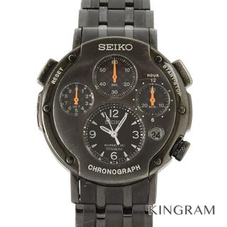 セイコー(SEIKO)のセイコー キネティック スポーチュラ クロノグラフ  メンズ腕時計(腕時計(アナログ))