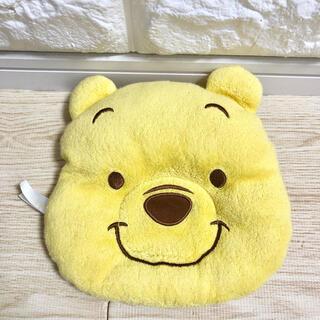 ディズニー(Disney)の【最終値下げ!!即購入OK!!】くまのプーさんベビー用枕(枕)