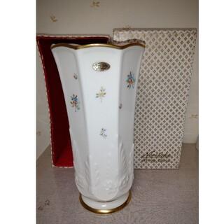 ノリタケ(Noritake)の〇ノリタケ Ivory CHINA 花瓶(花瓶)